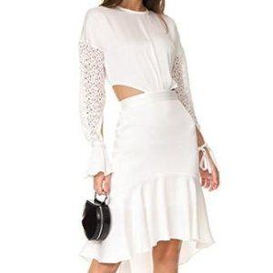 Marissa Web Benson Combo Lace Dress